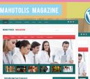 Mahutolis Magazine Free WordPress Theme