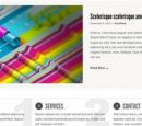 Neptuniumize Free WordPress Theme