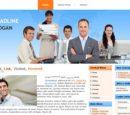 Simply Business Free WordPress Theme