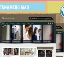 Tanamero Mag Free WordPress Theme
