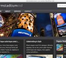 Darmstadtiumoid Free WordPress Theme
