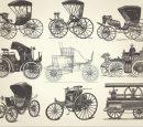 Antique Means of Transport