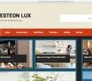 Milesteon Lux Free WordPress Theme